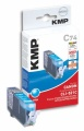 Tinte Canon CLI-521c cyan kompatibel KMP C74