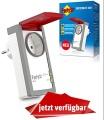 FRITZ!DECT 210 intelligente Steckdose IP44 - lieferbar!