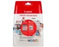 Tinte Canon CLI-581xl 4er Pack Original inkl. 50 Blatt