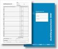 Berichtsheft - täglich A4 56 Seiten RNK 5080