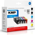 Tinte Canon PGI550 XL + 4x CLI551XL komp. KMP C100V