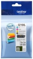Tinte Brother LC3219XL Value 4er Pack