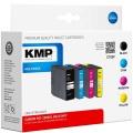 Tinte Canon PGI-2500XL Valuepack komp. KMP