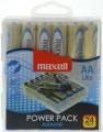 Batterie AA/R6/Mignon Alkaline Maxell 24er Pack (**