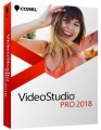 Corel VideoStudio 2018 Pro DVD-ROM in Mini-Box