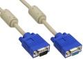 VGA-Verlängerung S/B  1.8m hochwertig