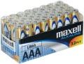 Batterie AAA/Micro Maxell Alkaline Longlife 32er Pack (**
