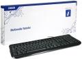 Tastatur Innovation IT USB black Multimedia