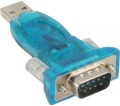 USB-Adapter an seriell 9pol. SUB-D (USB 2.0)